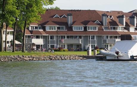 Harbour HOA Sandusky Ohio Condominiums