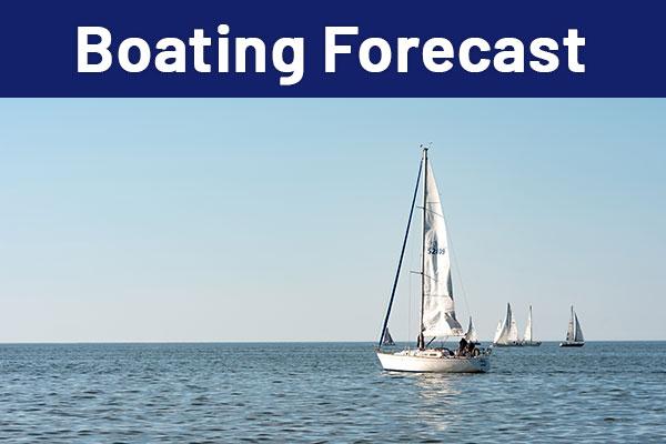 Lake Erie Boating Forecast